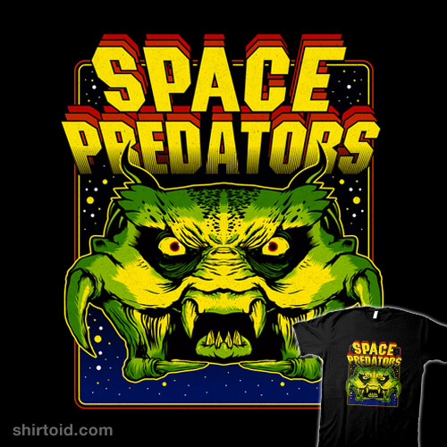 Space Predators Arcade