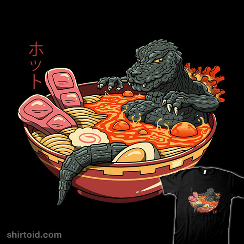 Spicy Lava Ramen King