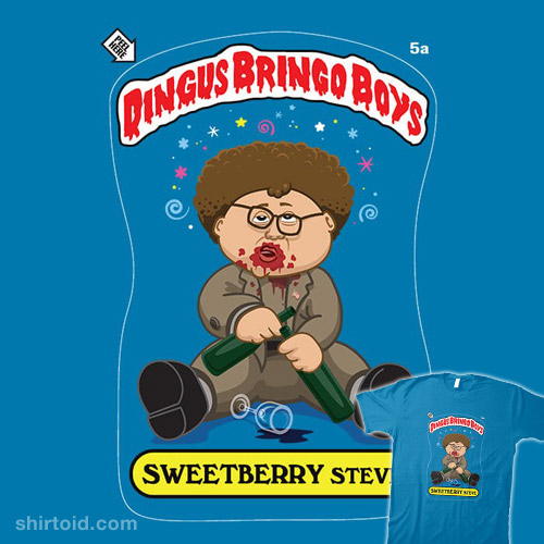 Sweetberry Steve