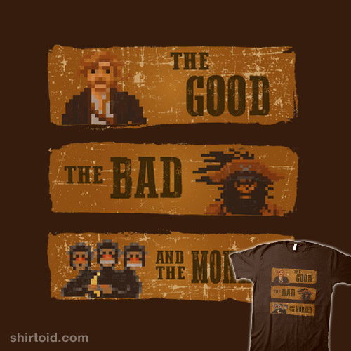 The Good, the Bad, and the Monkey