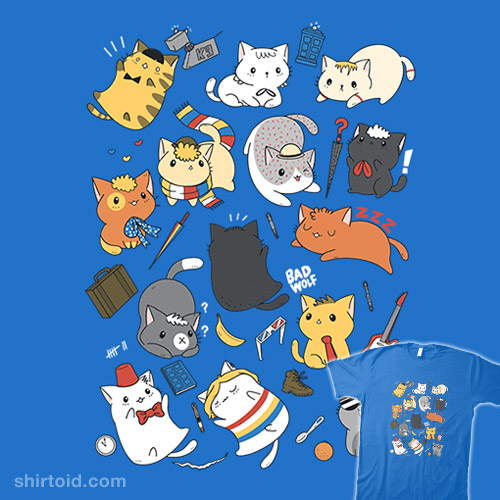 Time Lord Kittens