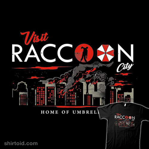 Visit Raccoon City