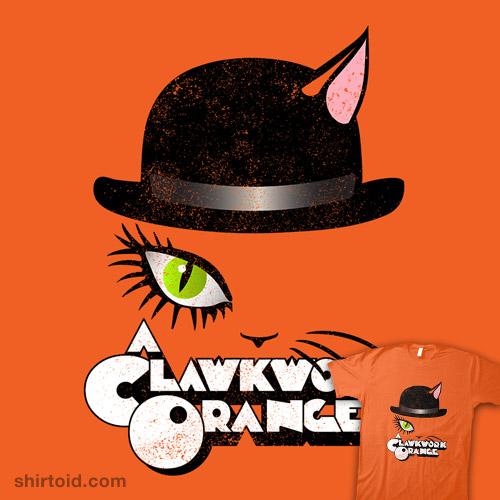 A Clawkwork Orange