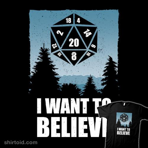 Believe D20