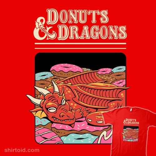 Donuts & Dragons