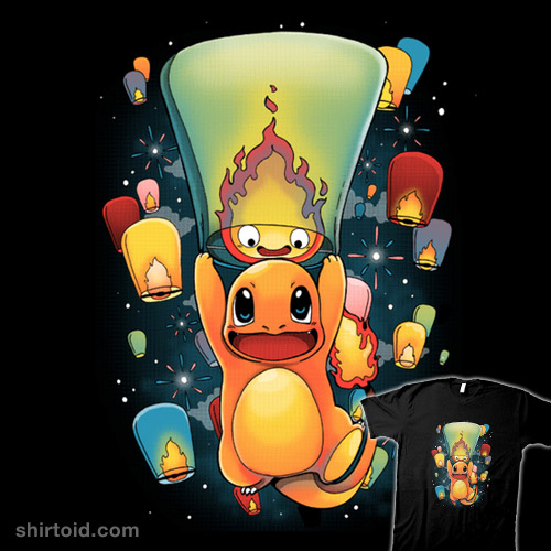 Fire Lanterns