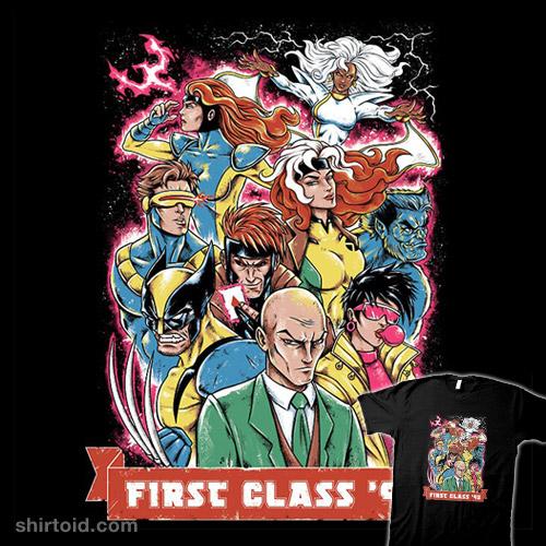 First Class '92