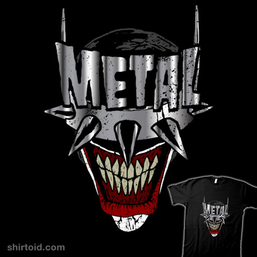 Heavy Metal Laughing-Bat