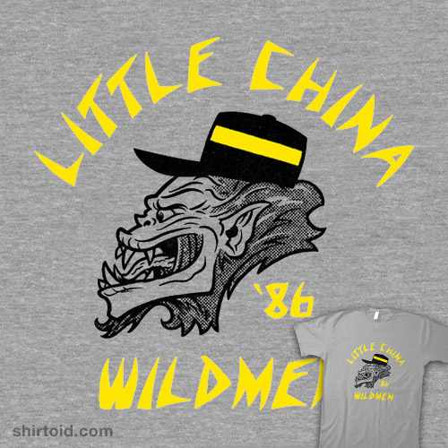 Little China Wildmen