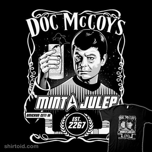 McCoy's Mint Julep