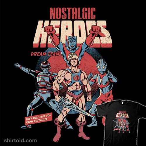 Nostalgic Heroes