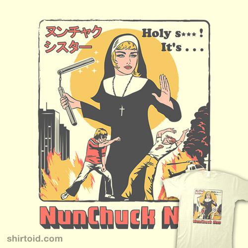Nunchuck Nun