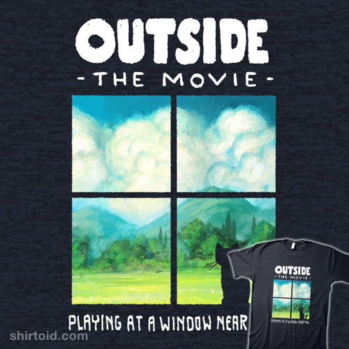 Outside: The Movie