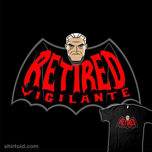 Retired Vigilante