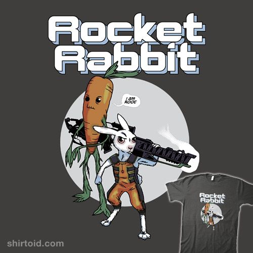 Rocket Rabbit