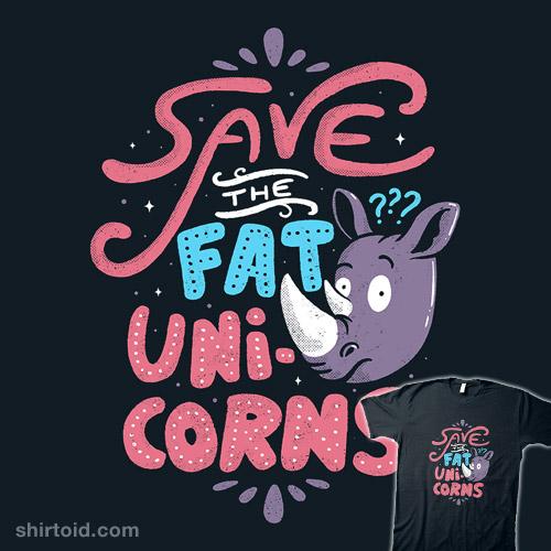 Save The Fat Unicorns