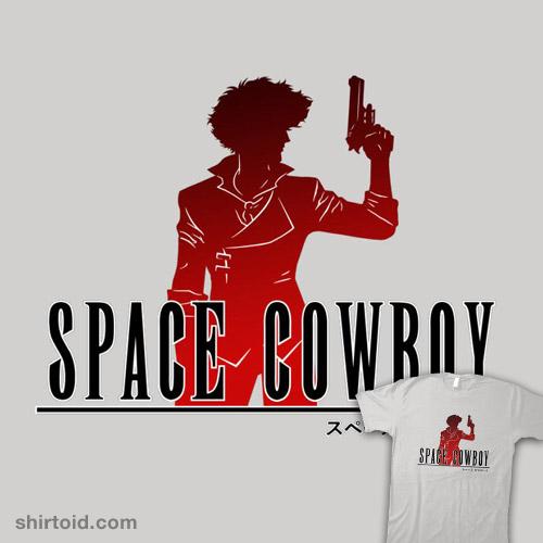 Space Cowboy Fantasy