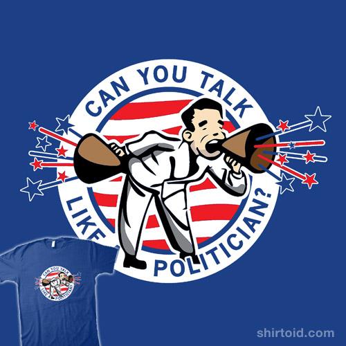 Talk Like a Politician