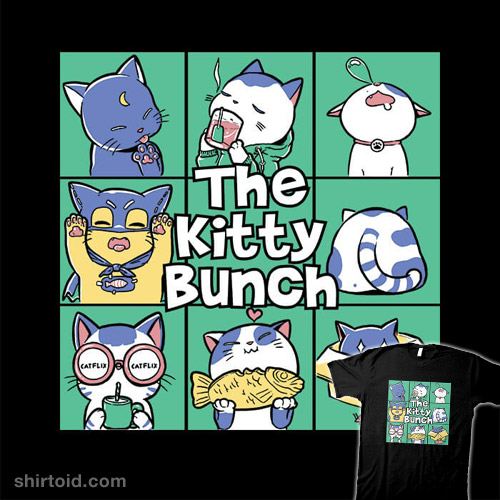The Kitty Bunch