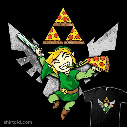 Tri Some Pizza