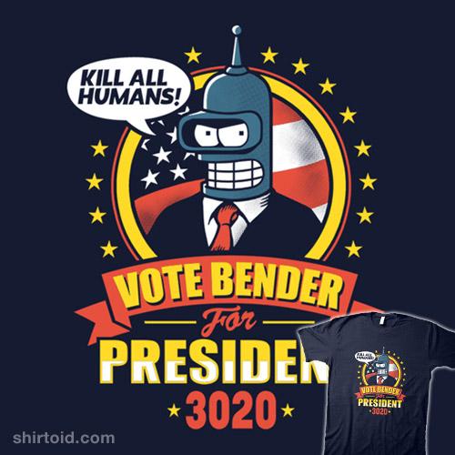 Vote 3020