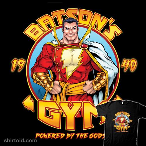BATSON'S GYM