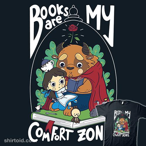 Books Are My Comfort Zone