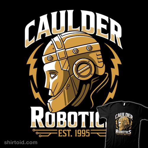 Caulder Robotics