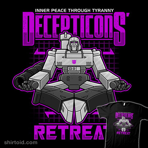 Decepticons' Retreat