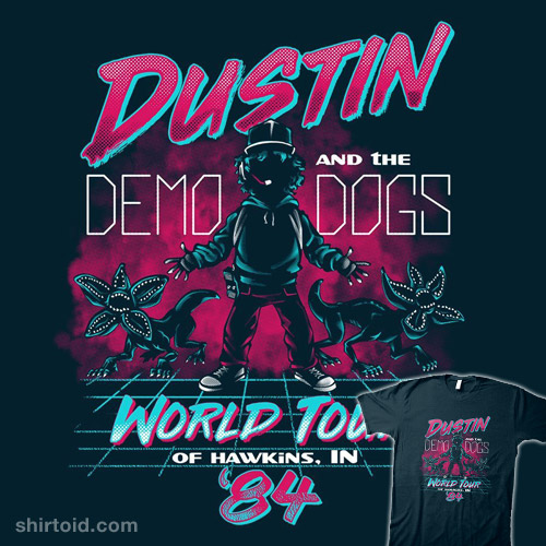 Dustin and the Demo Dogs Concert