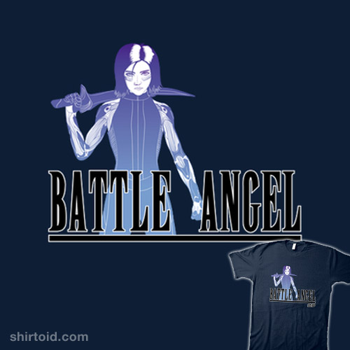 Final Battle Fantasy Angel
