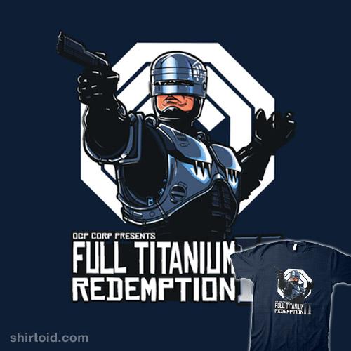 Full Titanium Redemption