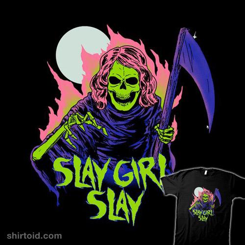 Girl Reaper