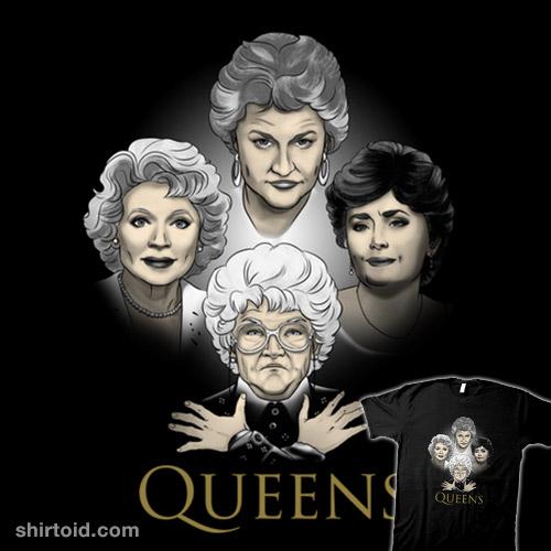 Golden Queens