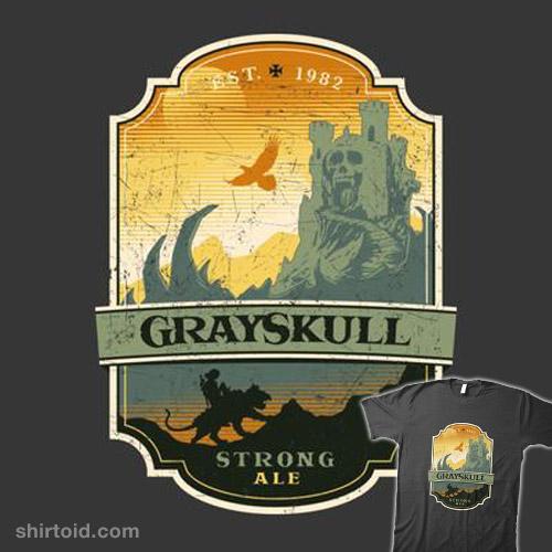 Grayskull Strong Ale