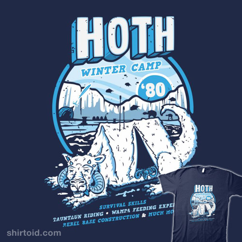 Hoth Winter Camp
