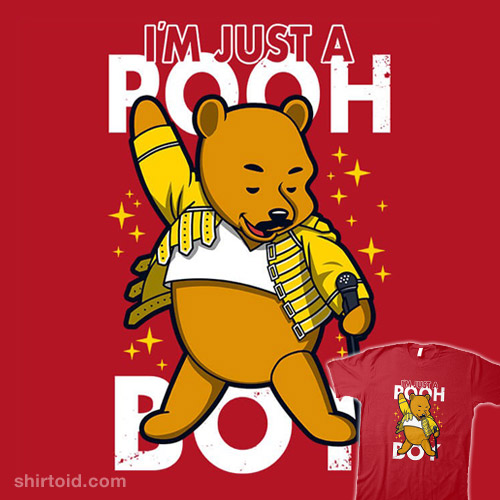 I'm just a pooh boy