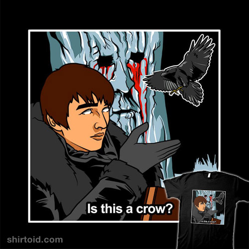 Is This A Crow?