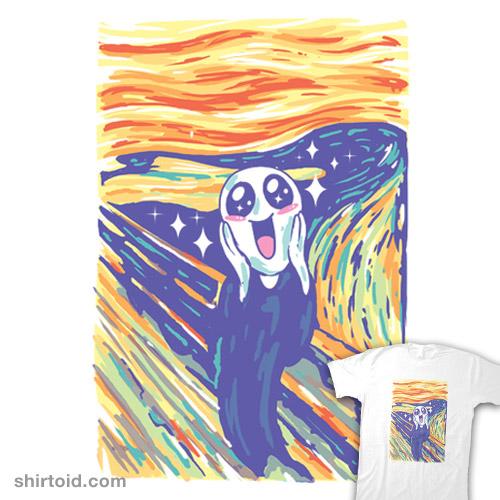 Kawaii Scream Cute