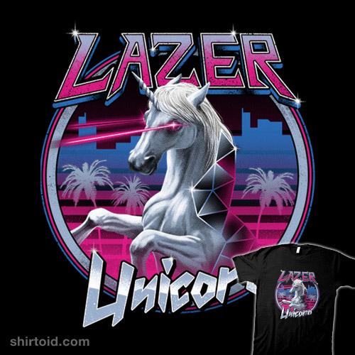 Lazer Unicorn