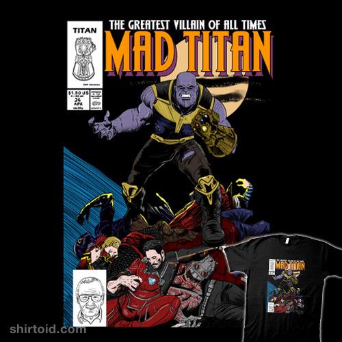 Mad Titan #1