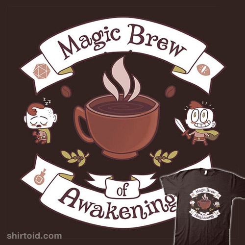 Magic Morning Potion