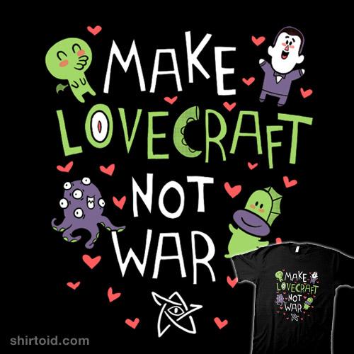 Make Lovecraft
