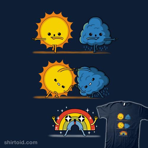 Meteorological Fusion!