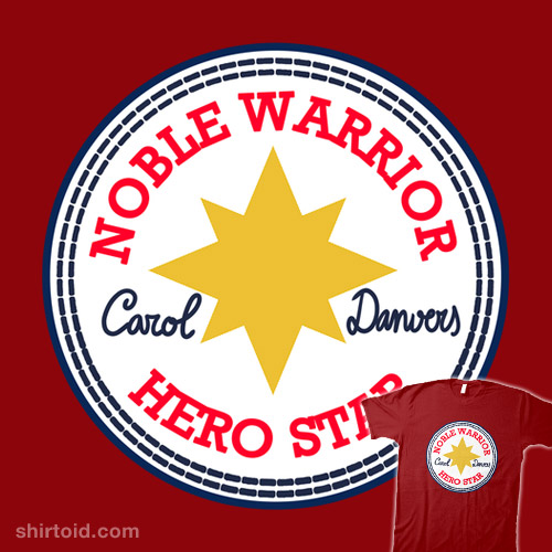 Noble Warrior Hero Star