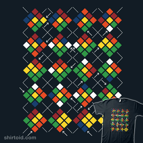 Rubix Clues Argyle