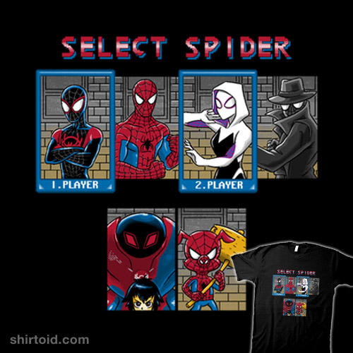 Select Spider