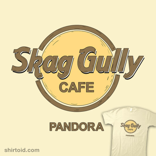 Skag Gully Cafe