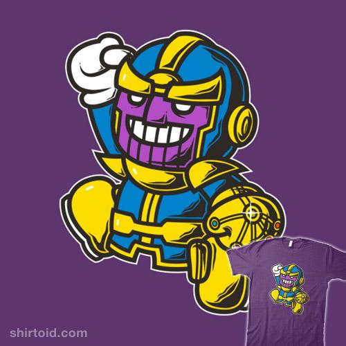 Super Jump Thanos