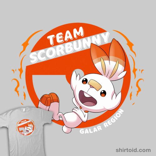 Team Scorbunny